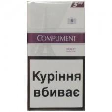 Сигареты Compliment 5 Slims (Комплимент 5 слимс)